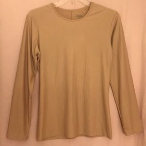 Cuddl Duds Software with Stretch Long Sleeve Top